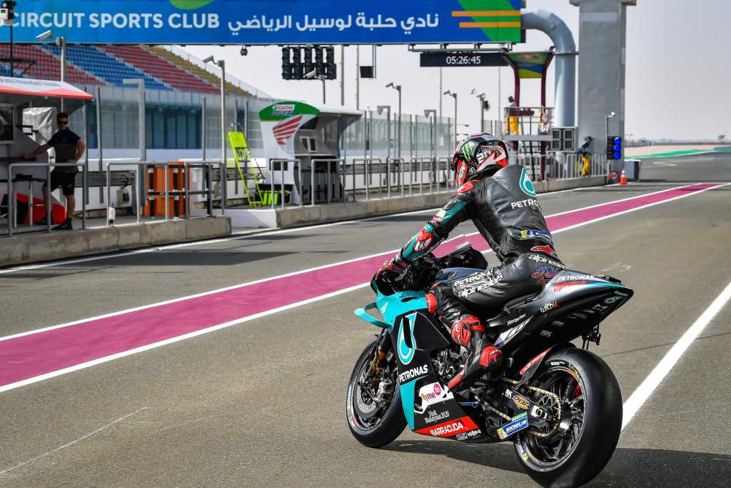 Quartararo-QatarTest-2020_1