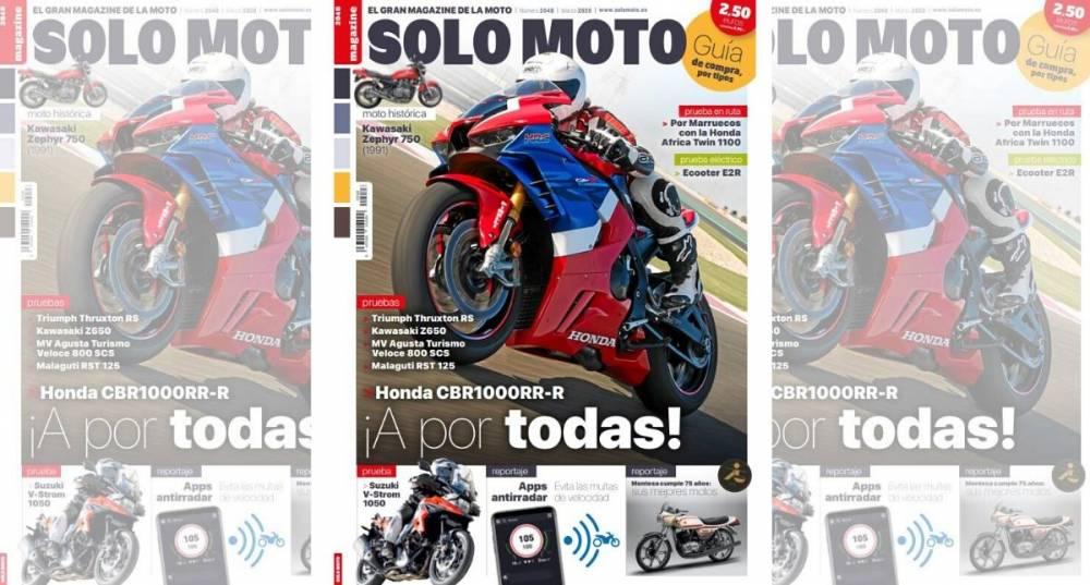Solo Moto Marzo 2020