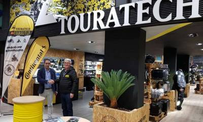 Touratech Riders Club y Continental