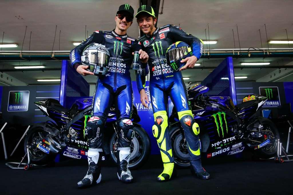 fotos Yamaha de MotoGP 2020