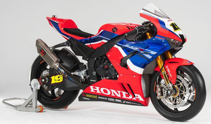Honda CBR1000RR-R 2020 SBK