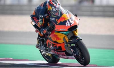 carrera Moto2 GP Qatar 2020