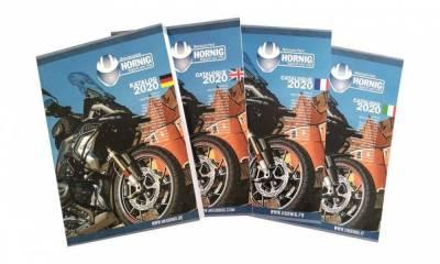 catálogo de accesorios Hornig 2020