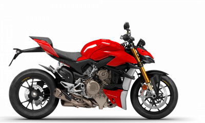 Ducati Streetfighter V4 analisis