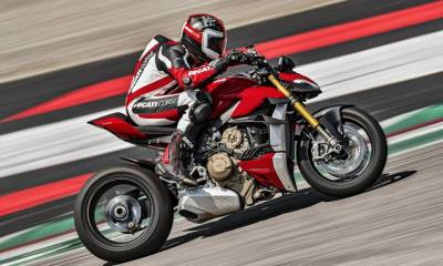 presentación Ducati Streetfighter V4 directo