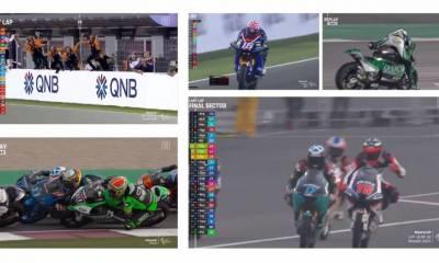 Mejores momentos del GP de Qatar 2020