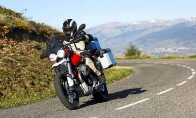 Prueba en ruta Moto Guzzi V85 TT