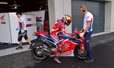 Bloqueado desarrollo MotoGP
