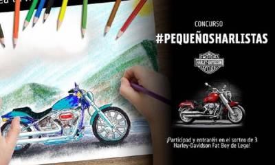 concurso de dibujo #PequeñosHarlistas