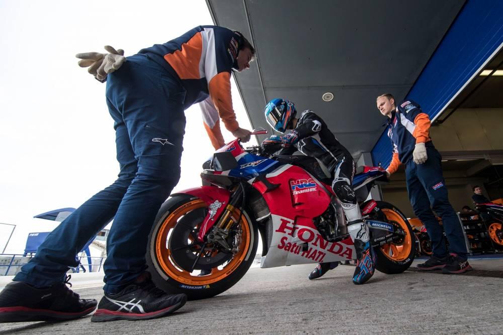 MotoGP mismas en 2021