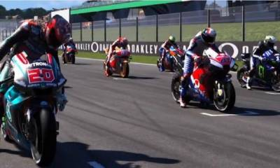 segunda carrera virtual MotoGP 2020