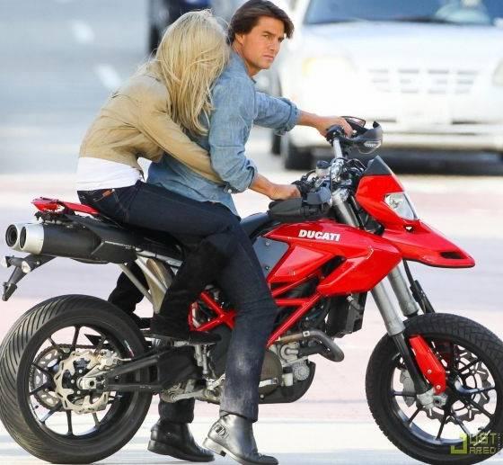 Ducati-Aprilia Tom Cruise