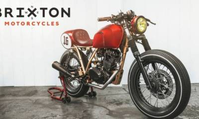 Brixton Custom Project