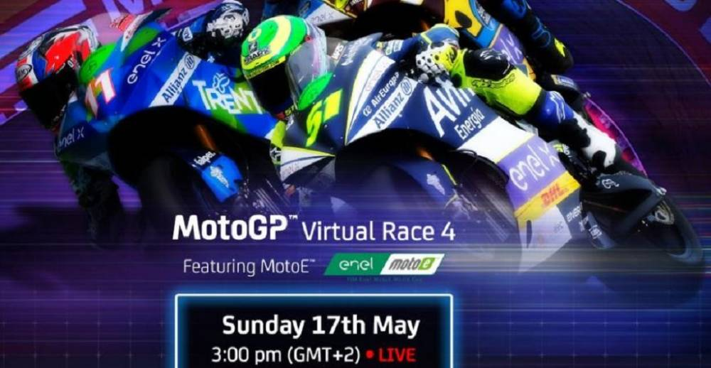 información GP virtual de San Marino 2020