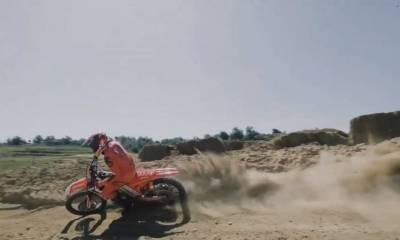 hermanos Márquez volver entrenar Motocross