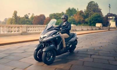 Disponibilidad y precio Yamaha Tricity 300