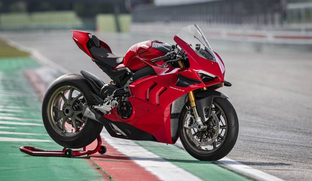 Ducati Panigale V4 pack Racing