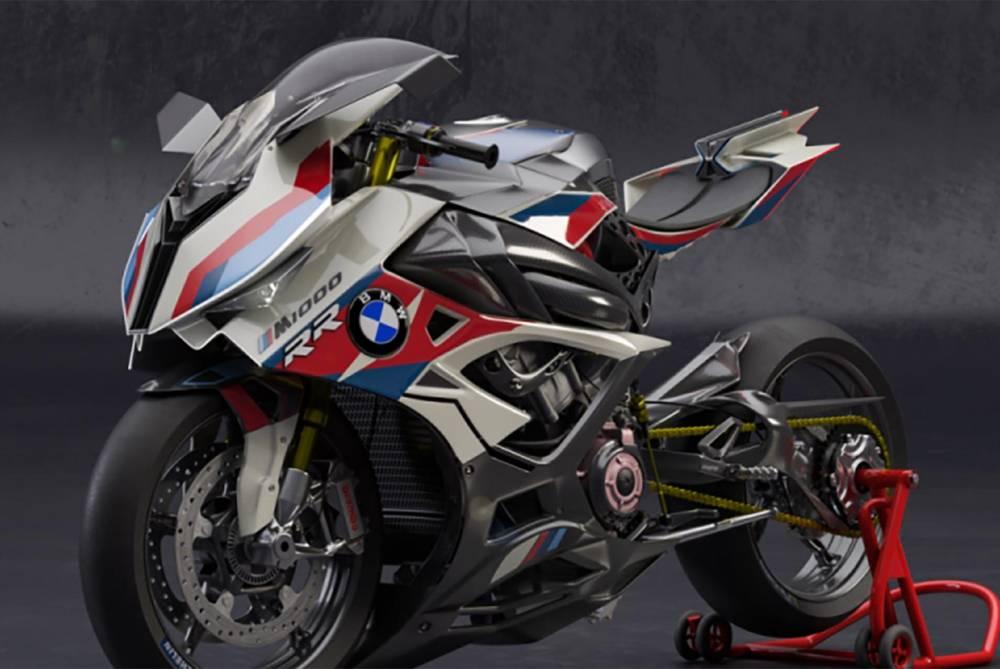 BMW M 1000 RR concept