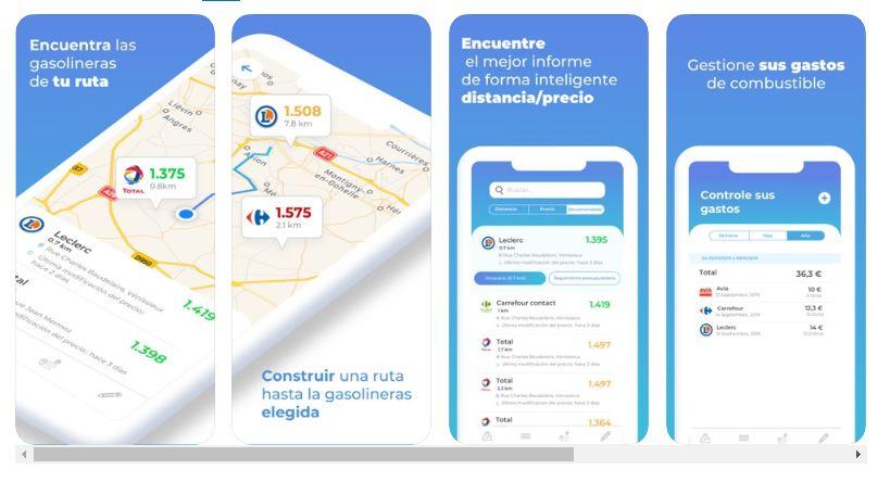 Gaspal iOS