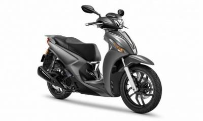 Kymco People S 125 exclusivo España