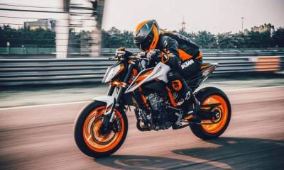 Reactivan Test Ride KTM