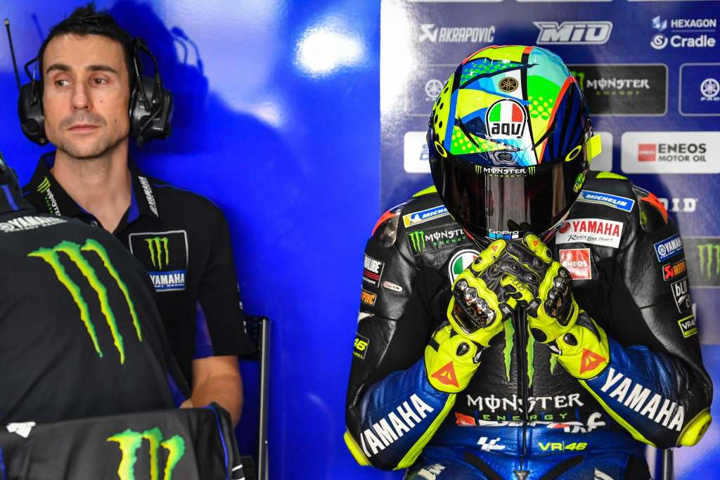 Rossi firma Petronas Yamaha muy cerca