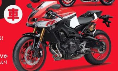 Yamaha MT-09 Sport