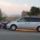 monovolumen arrastra Honda CBR