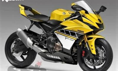 Yamaha YZF-09