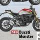 foto Ducati Monster 2021