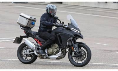 fotos Ducati Multistrada V4 2021