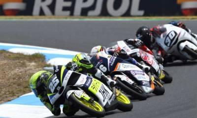 agenda carreras motociclismo fin de semana