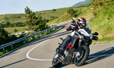 Ducati Multistrada 950 S GP White