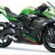 Kawasaki ZX-25R potencia