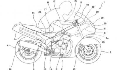 sistema ayuda conducción de Kawasaki