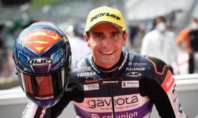 Carrera Moto3 GP Austria 2020