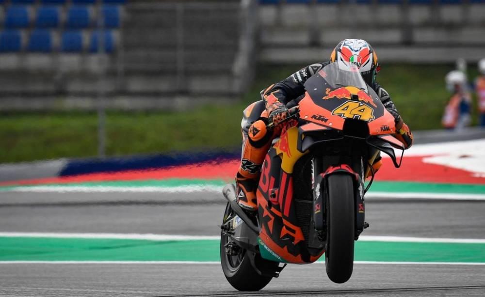 Entrenos MotoGP GP Austria 2020