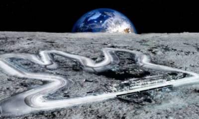 GP de MotoGP en la Luna