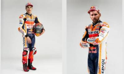 Messi Repsol Honda Team