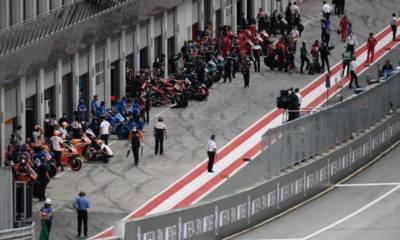 normativa bandera roja Mundial MotoGP