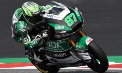 Pole Moto2 GP de Austria 2020