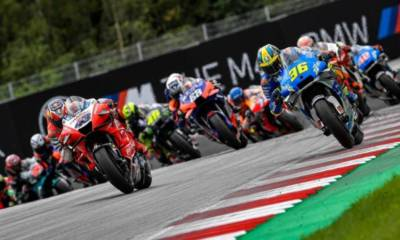 problema frenos Red Bull Ring MotoGP