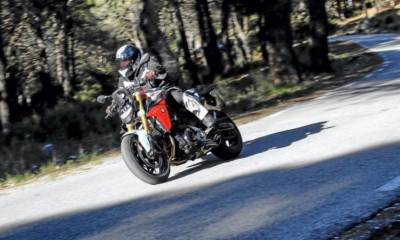 Prueba BMW F 900 R