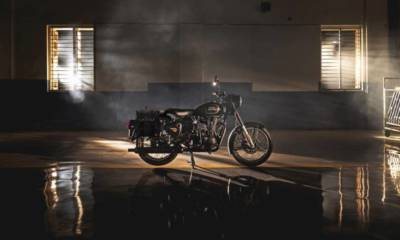 Royal Enfield Tribute Black disponibilidad y precio