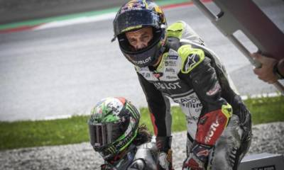 sanción Zarco crash de Austria