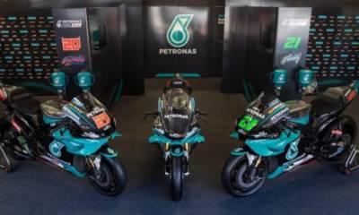 Yamaha YZF-R1 réplica Petronas MotoGP