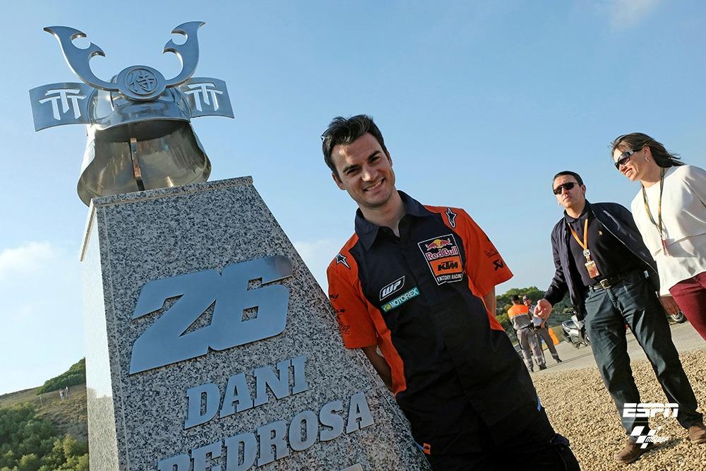 Pedrosa victoria KTM