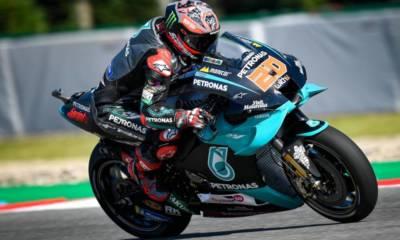 Entrenos MotoGP Brno 2020
