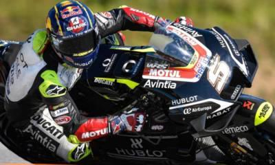 Pole MotoGP Brno 2020