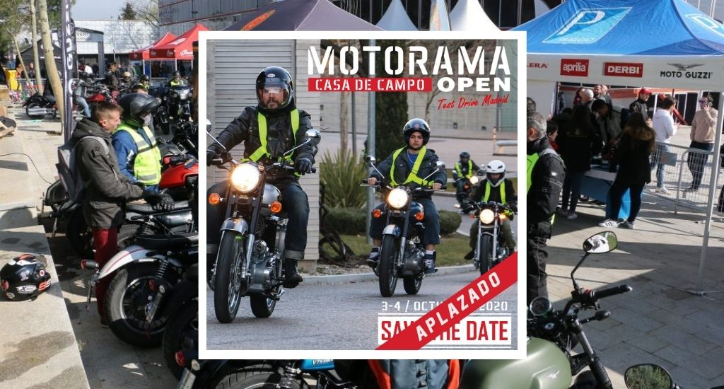Aplazado Motorama Open 2020